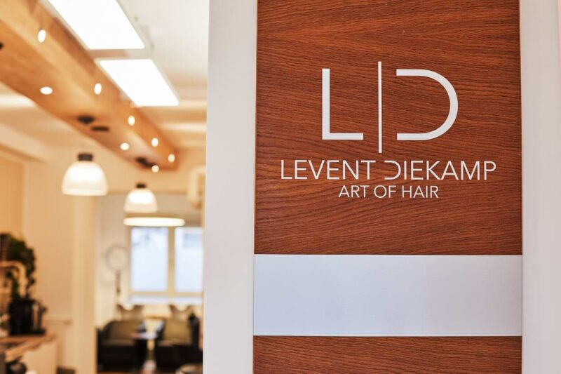 Levent Diekamp Art of Hair